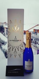 La Comtesse A. Champagne - Monsieur Bleu (brut)