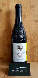 Domaine Les Semelles de Vent - Vacqueyras Vieilles Vignes 2014