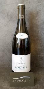 Domaine Comte Senard - Corton Blanc Grand Cru 2011