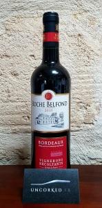 Roche Belfond - Bordeaux 2015