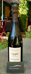 Champagne Jacquesson - Avize Grand Cru Dégorgement Tardif 1990