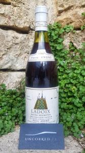 Pierre André Château de Corton André – Ladoix Les Hautes Mourottes 1980