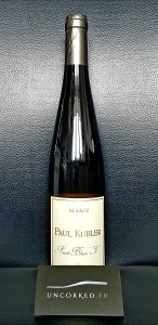 2nd tasting - Domaine Paul Kubler - Pinot Blanc K 2014