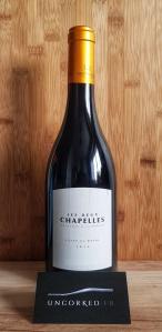 2nd tasting Chantecôtes - Les Deux Chapelles 2014
