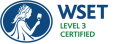 WSET level 3 certified logo
