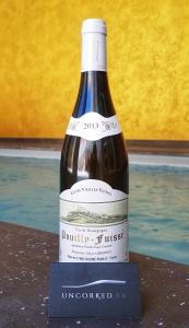 Domaine Marc Greffet - Pouilly-Fuissé cuvée Vieilles Vignes 2013