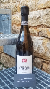 Champagne Jacquesson - Cuvée n° 742 extra brut
