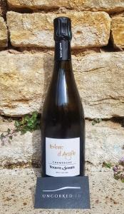 Champagne Vouette & Sorbée - Blanc d'Argile Brut Nature