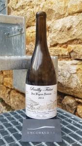 Héléna Hotéa - Pouilly-Fuissé Aux Vignes Dessus 2013